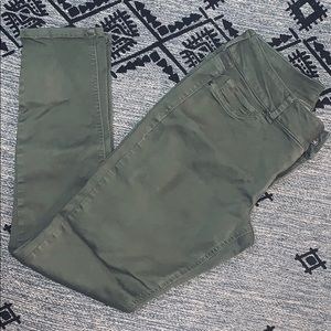Maurices Olive Green pant